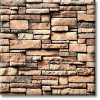 Small photo of Drystack Ledgestone